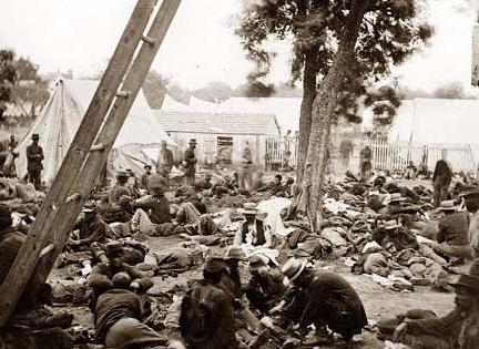 Hospital-Field-Civil-War