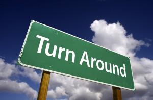 Turn-Around-Sign-300x196