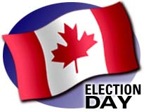 canadian election day