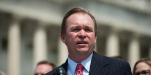 Rep. Mick Mulvaney, R-S.C.,May 20, 2014. (Photo By Bill Clark/CQ Roll Call)