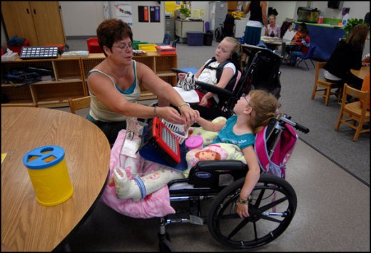 Classroom Layouts For Special Education ~ What is 'school choice for special needs students