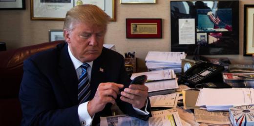 trump-phone